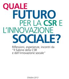 CSR e Innovazione Sociale, le voci dei protagonisti in un libro da scaricare
