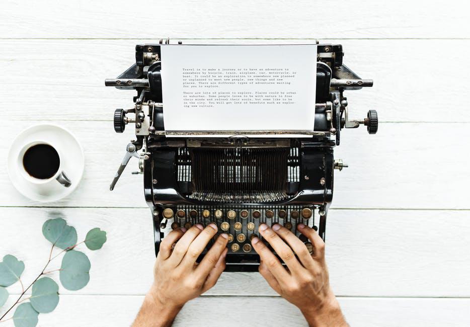 Un consiglio di scrittura che vale più di mille parole