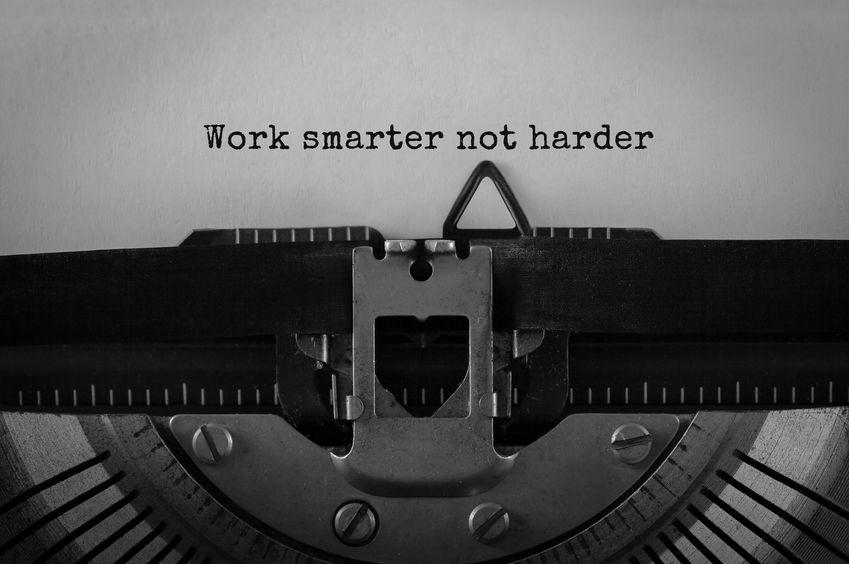 Work smarter, not harder. 12 regole che ho imparato a rispettare