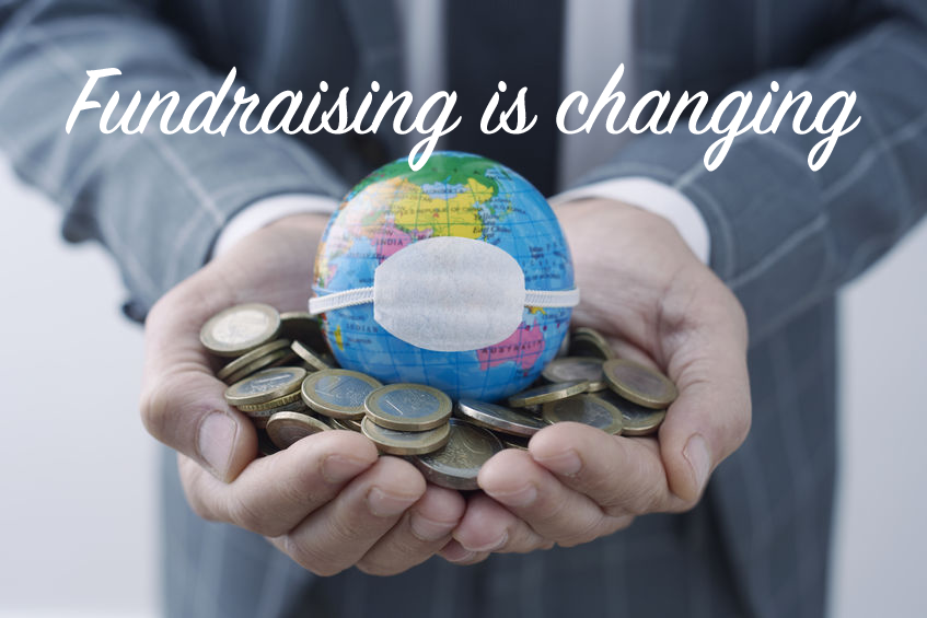 Fundraising is changing. Astenersi perditempo