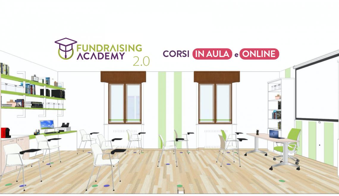La Fundraising Academy riparte e avvia la fase 2.0