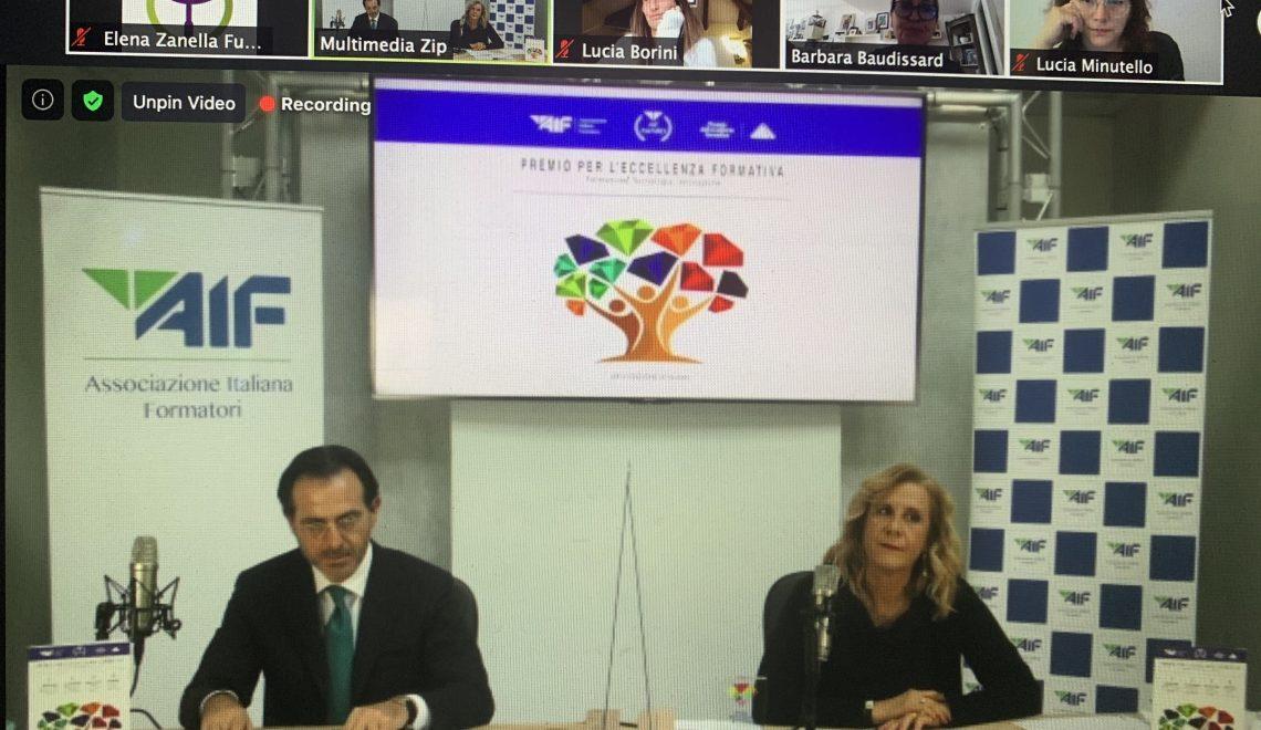 Startup Fundraising vince la menzione d'onore per l'impatto sociale AIF