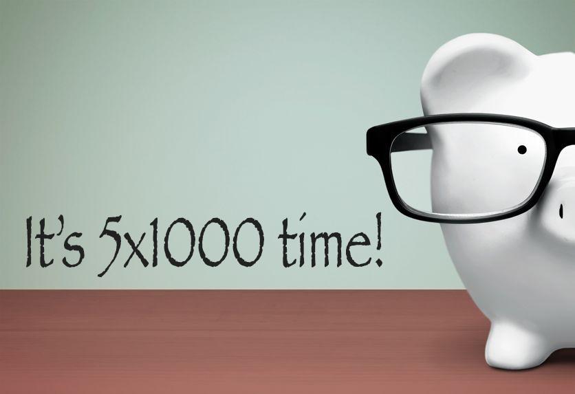It's 5×1000 time! Quel senso di gratificazione che non puoi trascurare