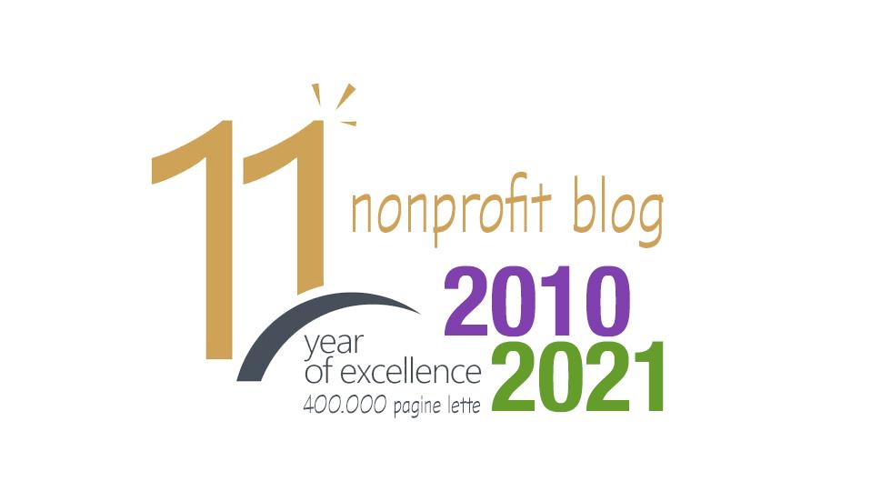 132 mesi fa nasceva Nonprofit blog, la voce dei fundraiser. E non solo